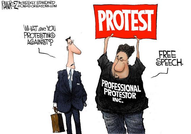 ramirez on protestors