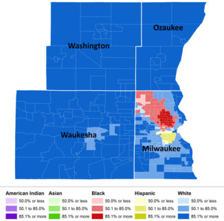 Milwaukee-demographics