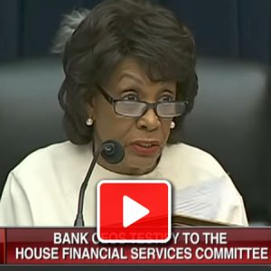 Maxine Waters Did Not Know Government Took Over Student Loans