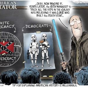 Stupidity is the Path to the Dark Side
