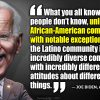 Joe Biden Says All Blacks Think Alike (Its OK Because He's Democrat)