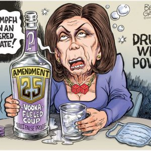 Garrison Toon: Pelosi's 25th Nervous Breakdown