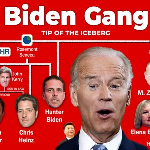 Biden Crime Family's Connections Forbidden From Debate Discussion