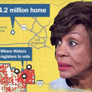 """Mansion Maxine"" Faces Challenger Joe Collins in California's 43rd District"